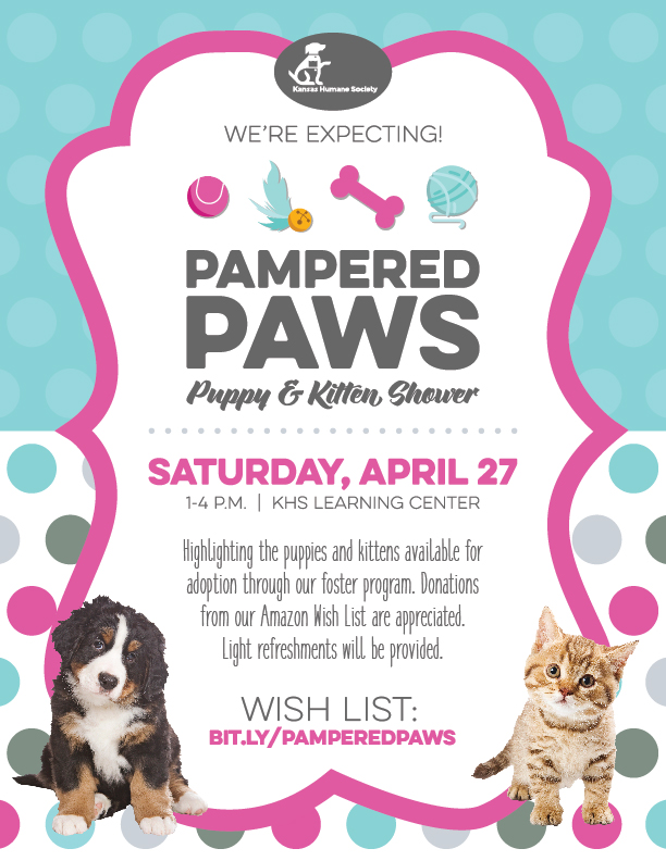 Pampered Paws 2019
